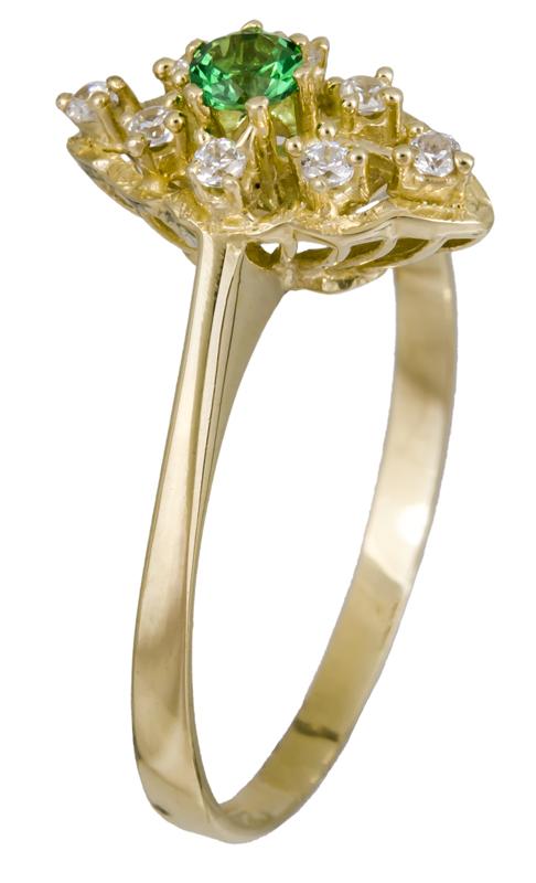 Δαχτυλίδι γάμου 14Κ 021963 021963 Χρυσός 14 Καράτια