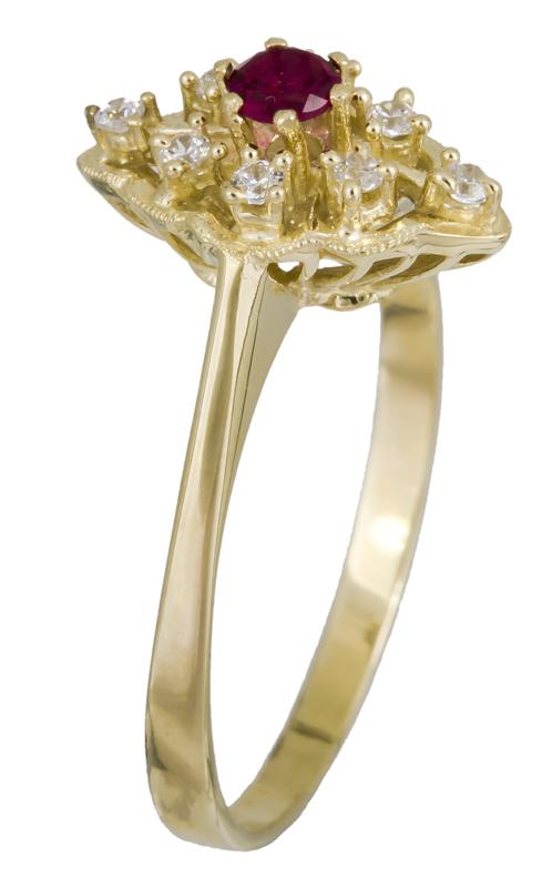 Χρυσό δαχτυλίδι Κ14 021964 021964 Χρυσός 14 Καράτια