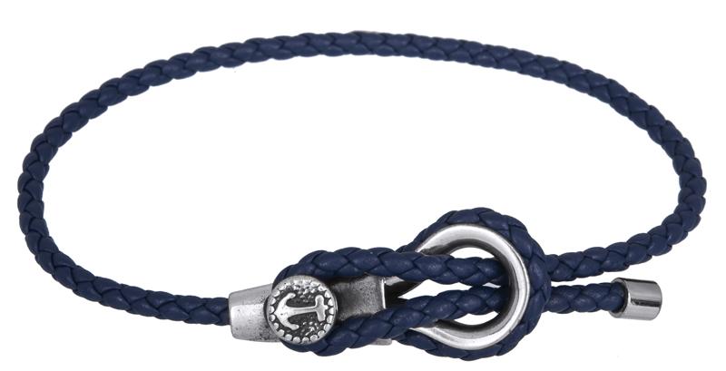Αντρικό βραχιόλι άγκυρα BG/8323BL BG/8323BL Ατσάλι fashion jewels ascot βραχιόλια   χειροπέδες