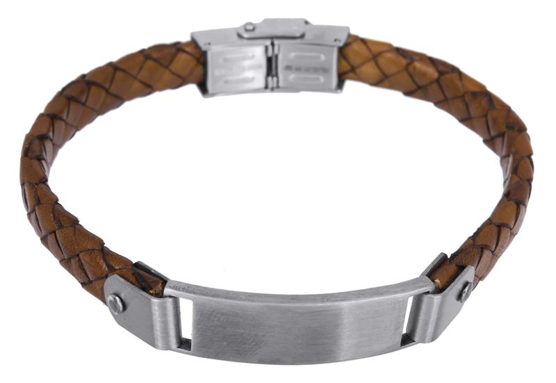 Αντρικό βραχιόλι - χειροπέδα BG/8028K BG/8028K Ατσάλι fashion jewels ascot βραχιόλια   χειροπέδες