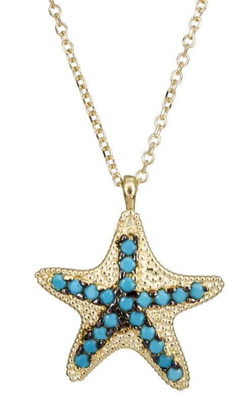 Χρυσό κολιέ αστερίας Κ14 022020 022020 Χρυσός 14 Καράτια