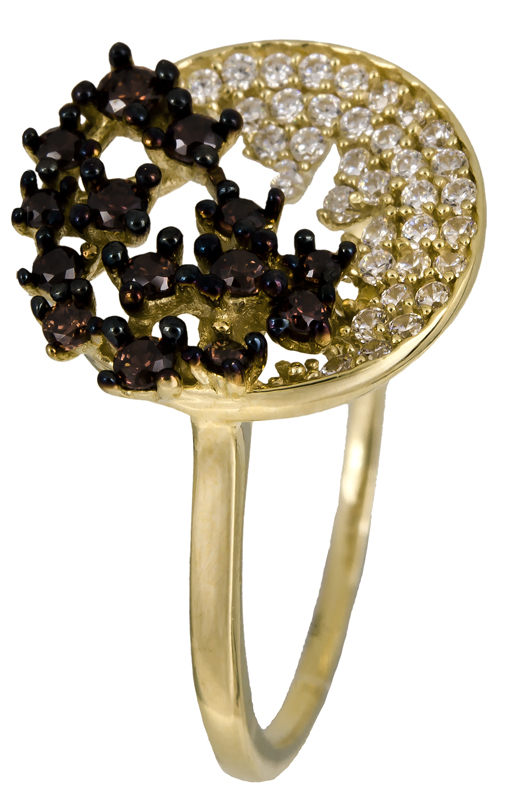 Γυναικείο δαχτυλίδι Κ14 022325 022325 Χρυσός 14 Καράτια