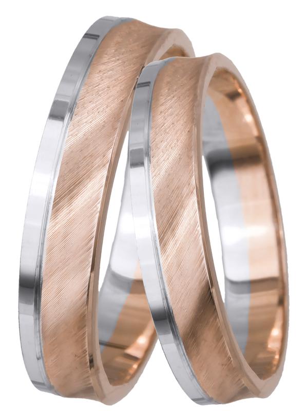Βέρες γάμου Κ14 022514 022514 Χρυσός 14 Καράτια
