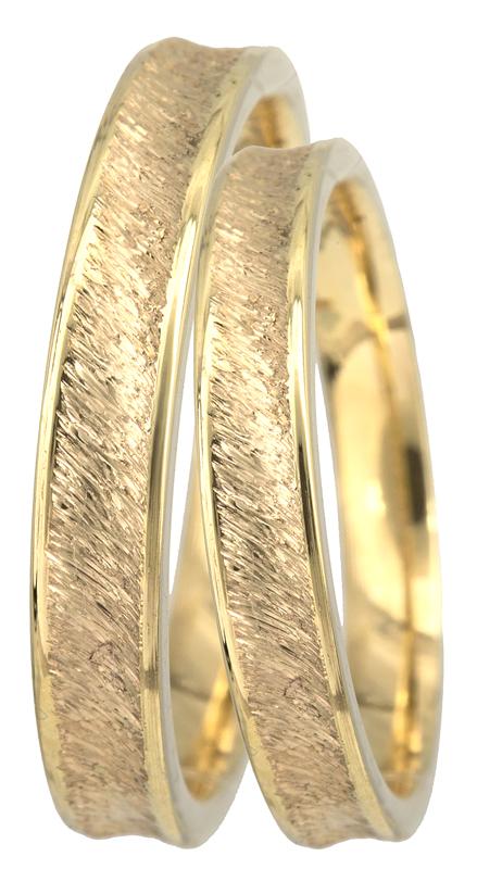 Χρυσές βέρες Κ14 022682 022682 Χρυσός 14 Καράτια
