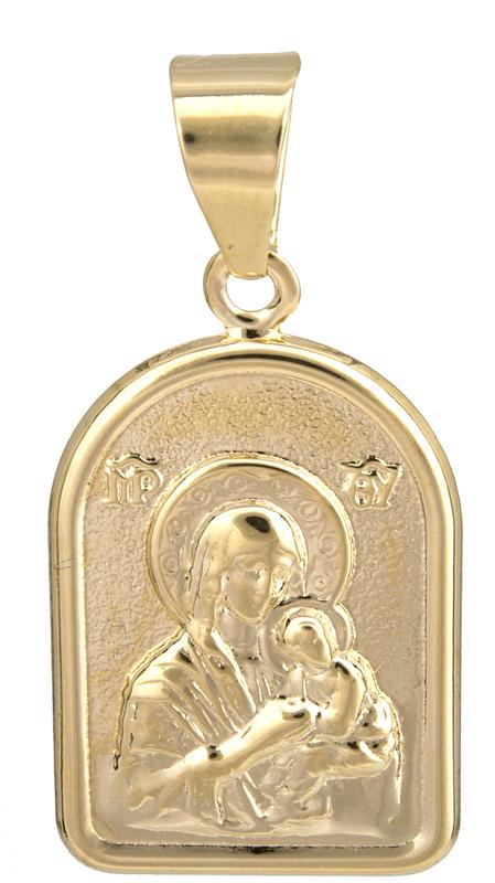 Χρυσό φυλαχτό για μωράκι Κ14 023048 023048 Χρυσός 14 Καράτια