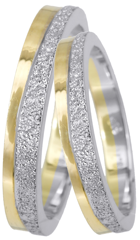 Βέρες γάμου Κ14 023383 023383 Χρυσός 14 Καράτια μεμονωμένο τεμάχιο 42966eb823c