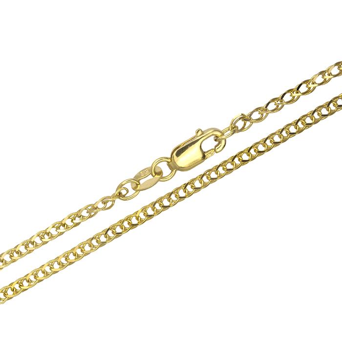 Χρυσή αλυσίδα λαιμού 9Κ 023504 023504 Χρυσός 9 Καράτια χρυσά κοσμήματα αλυσίδες   καδένες