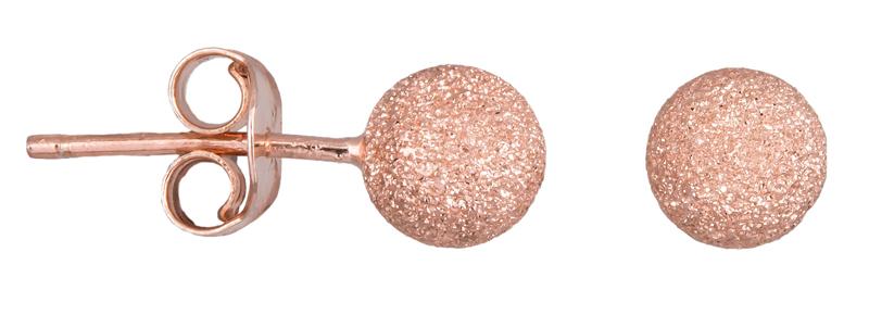 Καρφωτά σκουλαρίκια φούσκες 925 023646 023646 Ασήμι