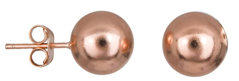 Ροζ σκουλαρίκια 925 023659 023659 Ασήμι