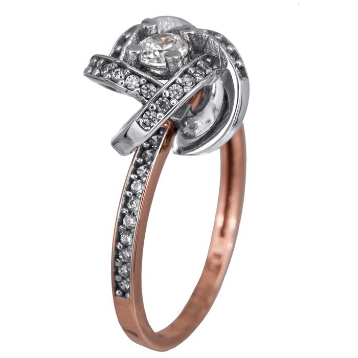 Μονόπετρο δαχτυλίδι Κ14 με ζιργκόν 024381 024381 Χρυσός 14 Καράτια χρυσά κοσμήματα δαχτυλίδια μονόπετρα