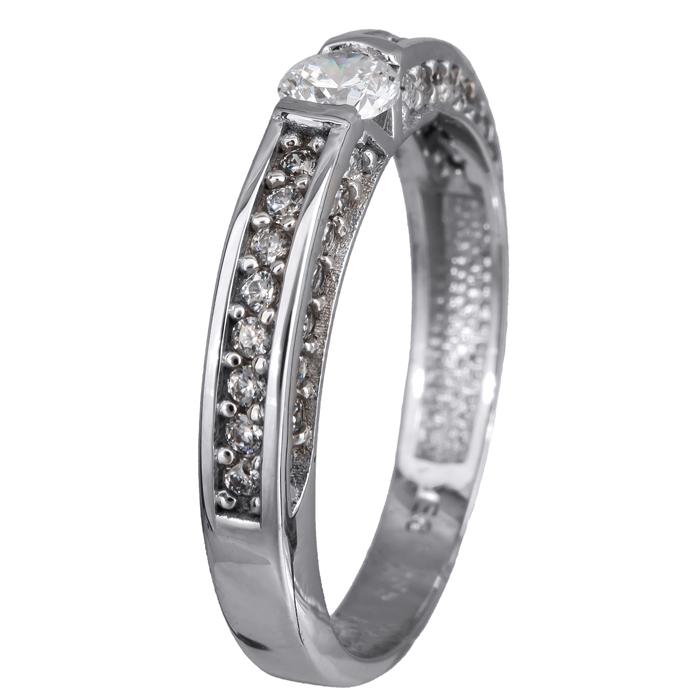 Γυναικείο δαχτυλίδι Κ14 024387 024387 Χρυσός 14 Καράτια