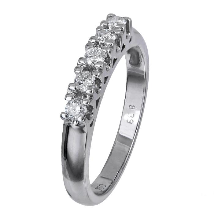Γυναικείο δαχτυλίδι σειρέ Κ18 024521 024521 Χρυσός 18 Καράτια