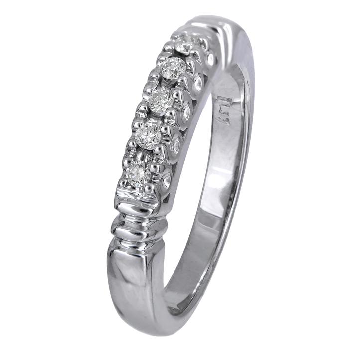 Γυναικείο δαχτυλίδι με μπριγιάν Κ18 024522 024522 Χρυσός 18 Καράτια