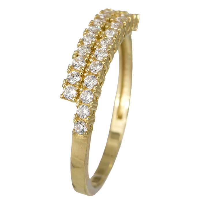 Χρυσό δαχτυλίδι σειρέ 14 Κ 024674 024674 Χρυσός 14 Καράτια ... 19b0ccd6d68