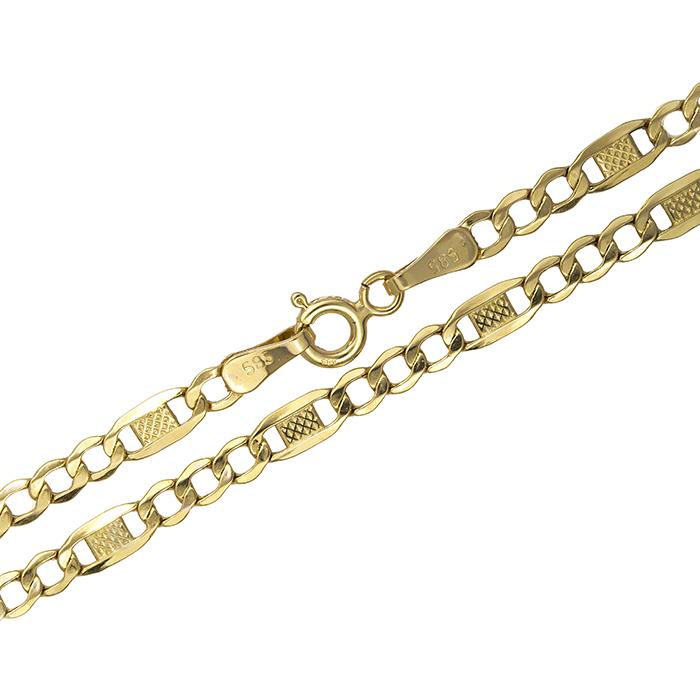 Χρυσή αλυσίδα λαιμού 14Κ 024779 024779 Χρυσός 14 Καράτια χρυσά κοσμήματα αλυσίδες   καδένες