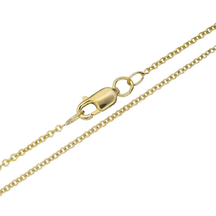 Χρυσή αλυσίδα λαιμού Κ18 025239 025239 Χρυσός 18 Καράτια χρυσά κοσμήματα αλυσίδες   καδένες