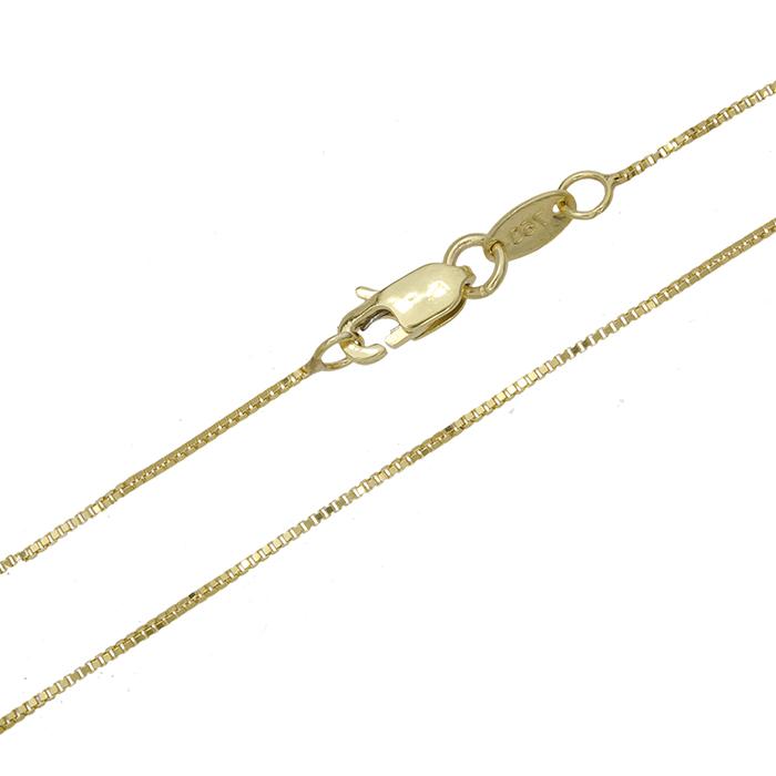 Αλυσίδα λαιμού χρυσή K18 027556 027556 Χρυσός 18 Καράτια