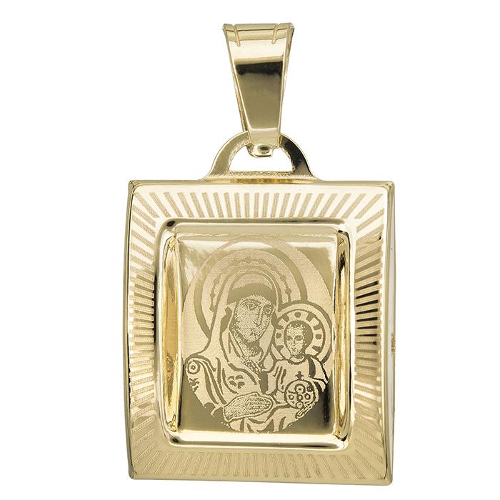 Χρυσό Φυλαχτό για μωρό Κ14 027654 027654 Χρυσός 14 Καράτια