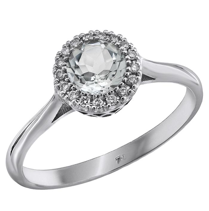 Γυναικείο δαχτυλίδι ροζέτα Κ18 029143 029143 Χρυσός 18 Καράτια ecacee1bd72