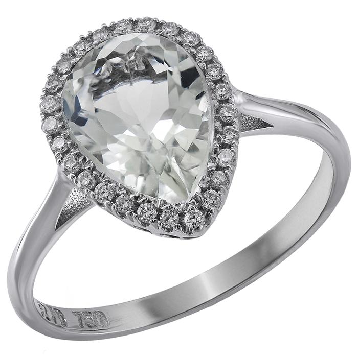 Λευκόχρυσο δαχτυλίδι ροζέτα Κ18 029144 029144 Χρυσός 18 Καράτια