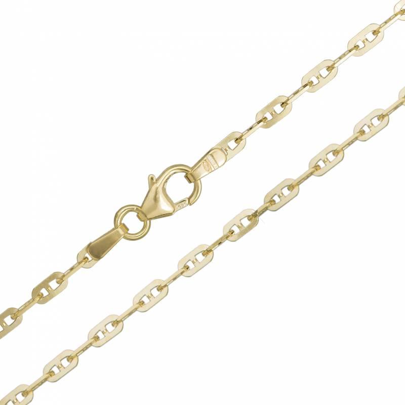 Χρυσή Αλυσίδα Λαιμού 14Κ 033077 033077 Χρυσός 14 Καράτια