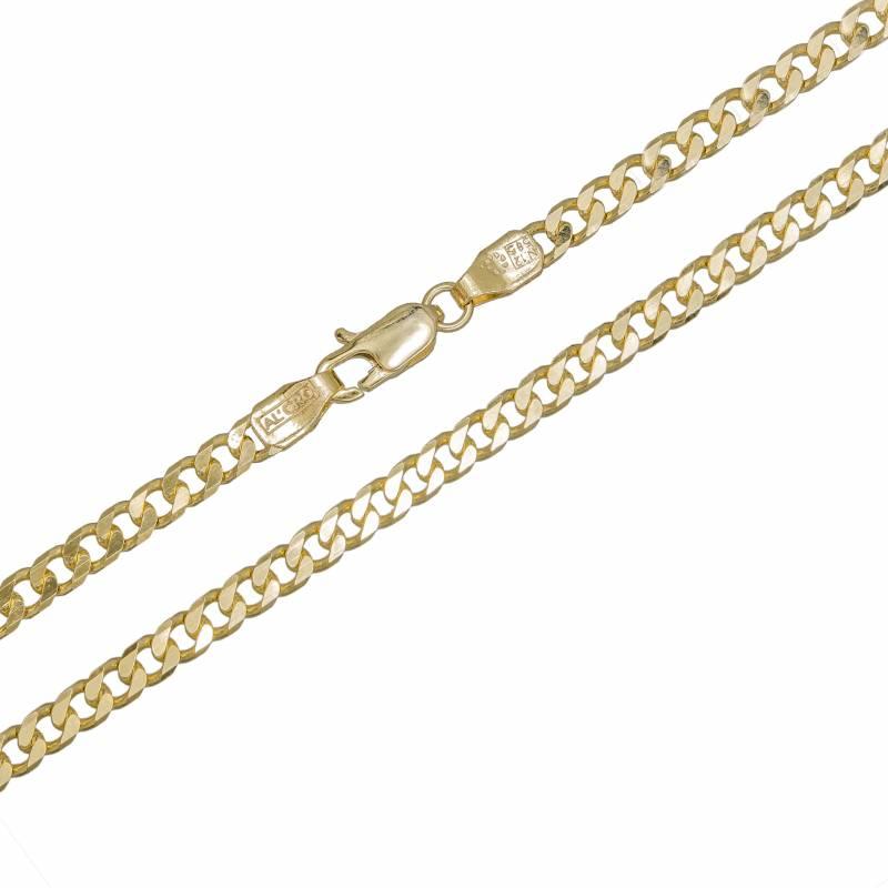 Αλυσίδα Λαιμού 14 Καρατίων 033098 033098 Χρυσός 14 Καράτια