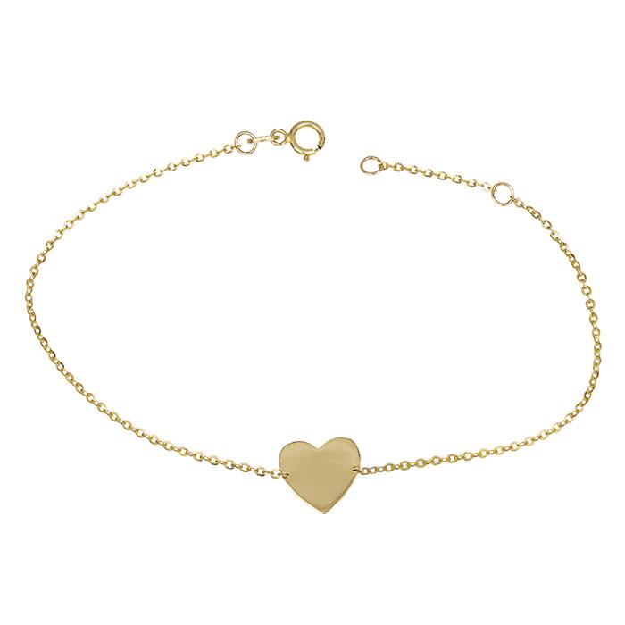 Valentine's Βracelet από χρυσό 9 καρατίων 038192 038192 Χρυσός 9 Καράτια