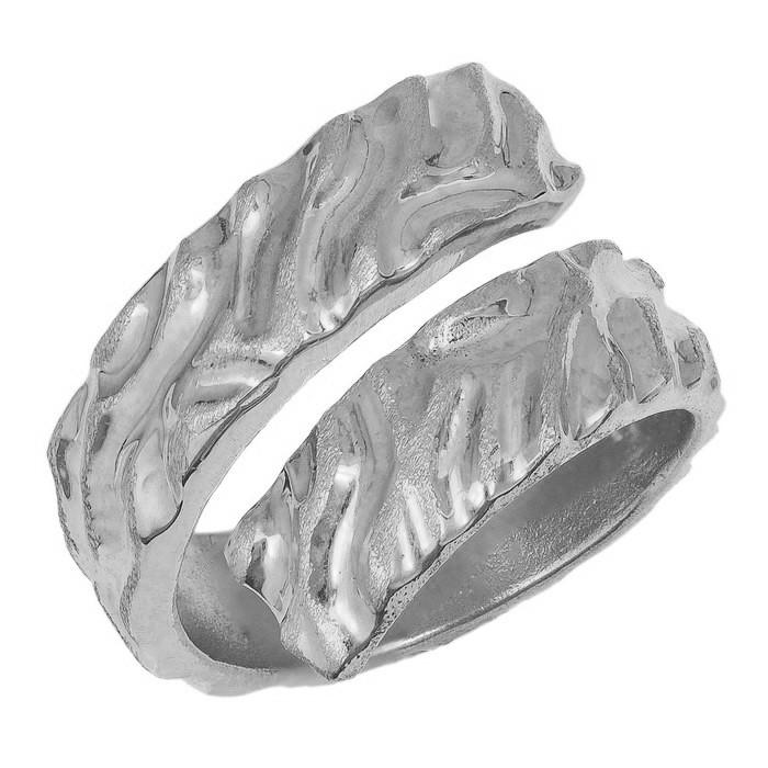 Γυναικείο ασημένιο δαχτυλίδι 925 σφυρήλατο 038963 038963 Ασήμι