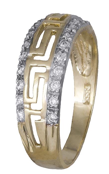 Γυναικείο δαχτυλίδι Κ14 006352 006352 Χρυσός 14 Καράτια