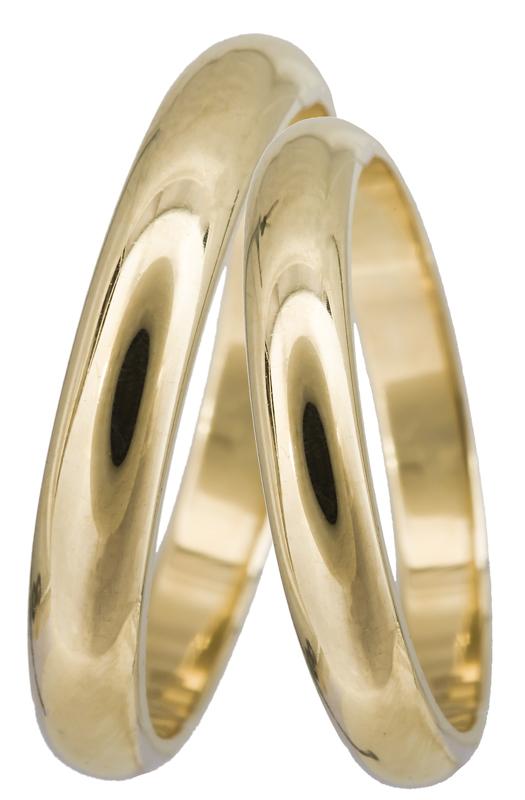 Χρυσή Βέρα 14 K BR0052 Χρυσός 14 Καράτια