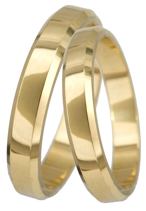 Χρυσή Βέρα 14K BR0071 Χρυσός 14 Καράτια