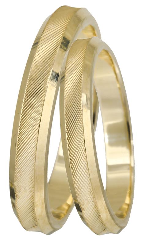 Βέρα χρυσή 14Κ BR0220K Χρυσός 14 Καράτια