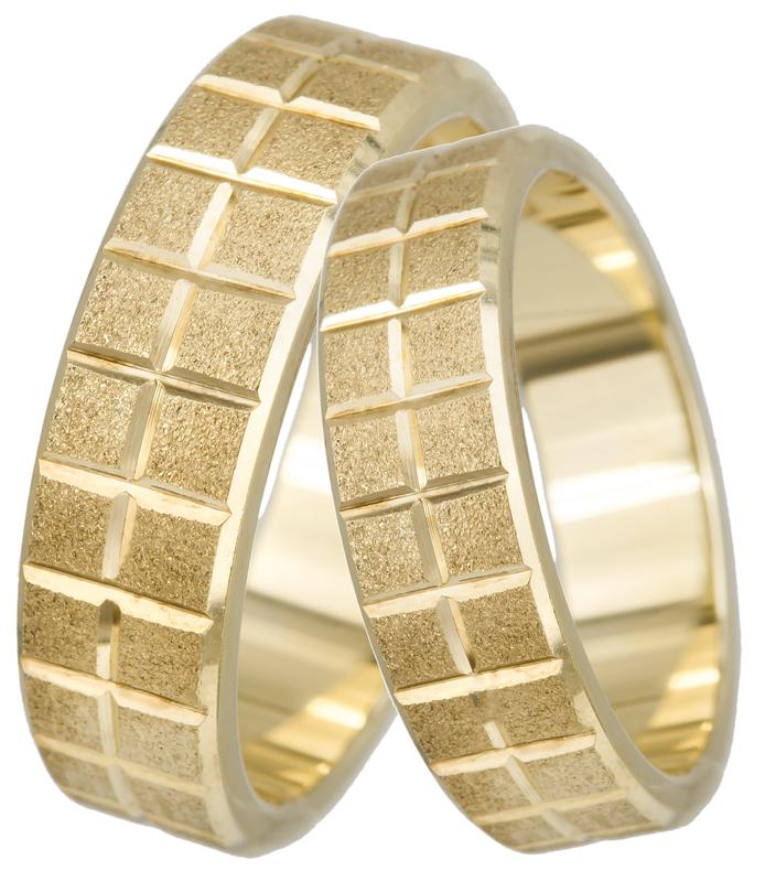 Χρυσή Βέρα αρραβώνα Κ14 BR0275 Χρυσός 14 Καράτια