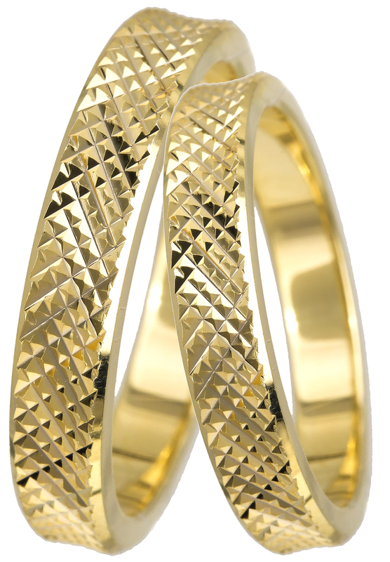 ΒΕΡΕΣ BR0283 Χρυσός 14 Καράτια