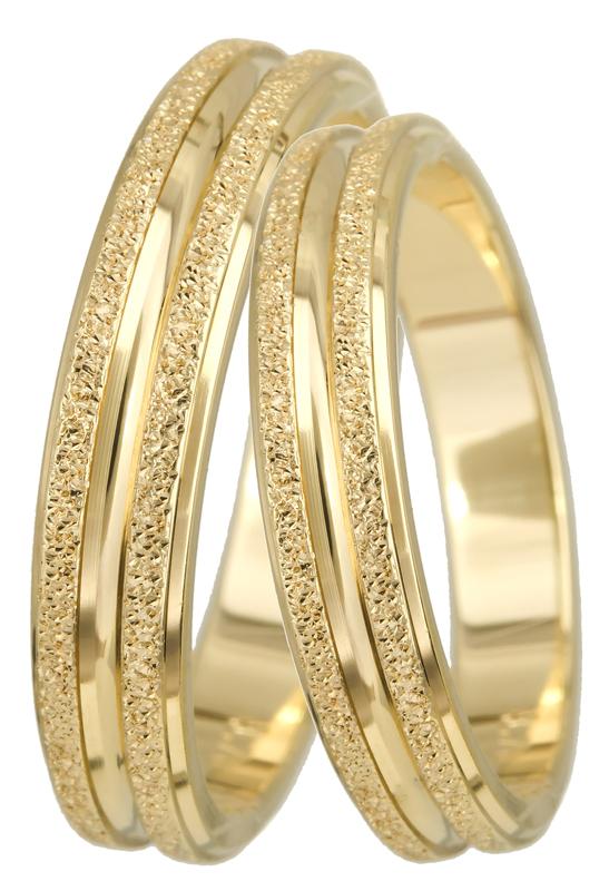 Χρυσή Βέρα Κ14 BR0309 Χρυσός 14 Καράτια