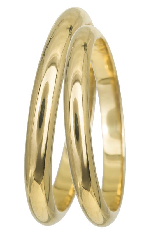 Χρυσή βέρα Κ14 BRS02.5 Χρυσός 14 Καράτια
