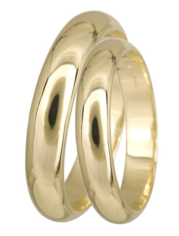 Βέρα χρυσή 14Κ BRS03.5 Χρυσός 14 Καράτια