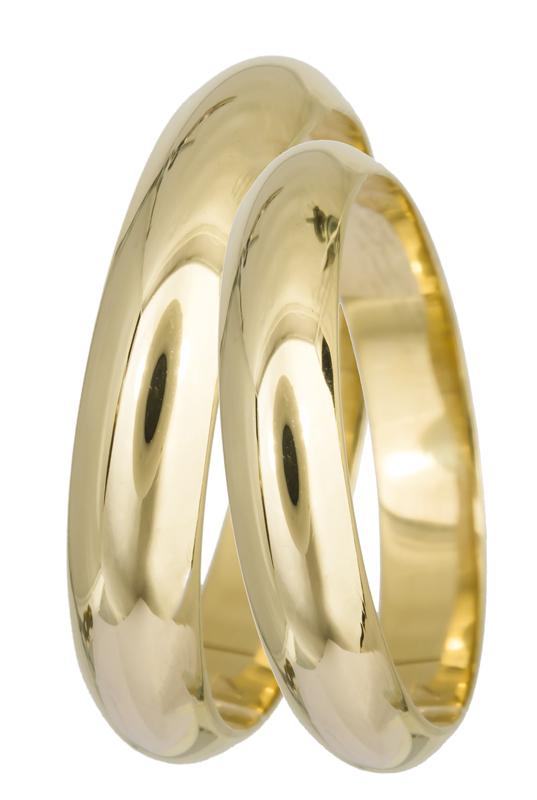 Βέρα χρυσή 14Κ BRS04 Χρυσός 14 Καράτια