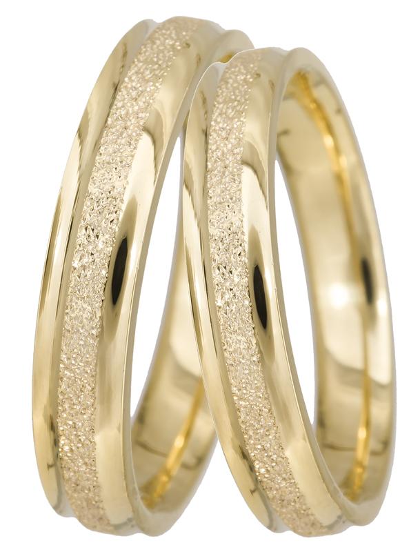 Χρυσές Βέρες BRS0601 Χρυσός 14 Καράτια