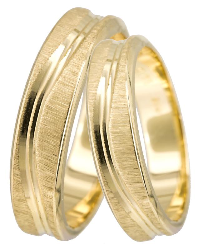 Χρυσές βέρες 14 καράτια BR0355 Χρυσός 14 Καράτια μεμονωμένο τεμάχιο