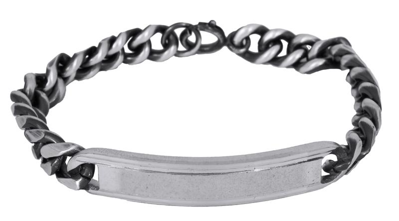 Ανδρική καδένα χεριού Ascot 1/5111 1/5111 Ατσάλι fashion jewels ascot βραχιόλια   χειροπέδες