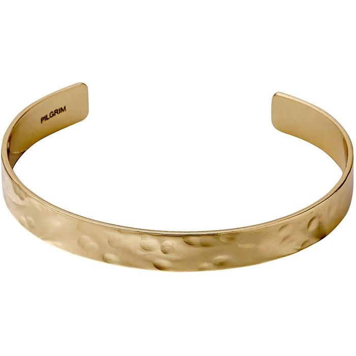 Γυναικεία επίχρυση χειροπέδα Pilgrim 121722012 121722012 Ορείχαλκος fashion jewels pilgrim βραχιόλια   χειροπέδες