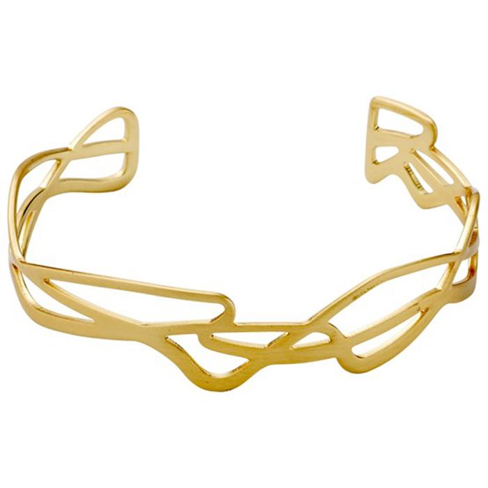 Χειροπέδα Illy επίχρυση Pilgrim 171712002 171712002 Ορείχαλκος fashion jewels pilgrim βραχιόλια   χειροπέδες