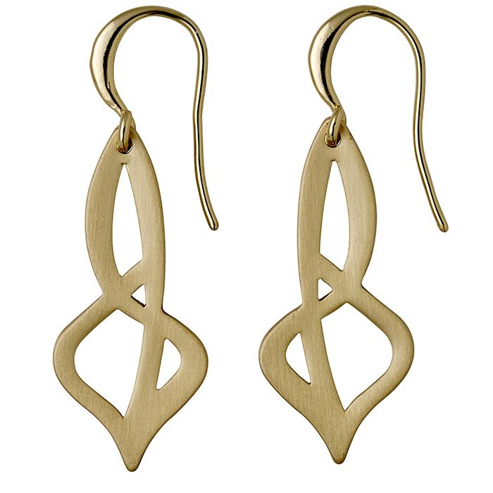 Γυναικεία σκουλαρίκια Illy 171712023 171712023 Ορείχαλκος fashion jewels pilgrim σκουλαρίκια