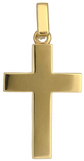 Σταυροί Βάπτισης - Αρραβώνα Χρυσός ανδρικός σταυρός 18Κ 018452 018452 Ανδρικό Χρυσός 18 Καράτια