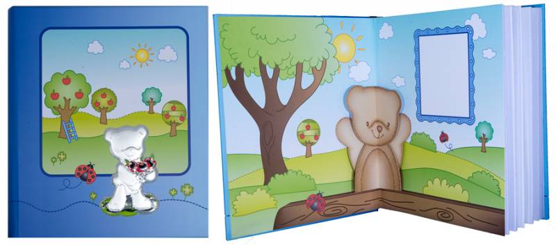 Παιδικό άλμπουμ φωτογραφιών 018477 018477 προτάσεις δώρου λμπουμ φωτογραφιών
