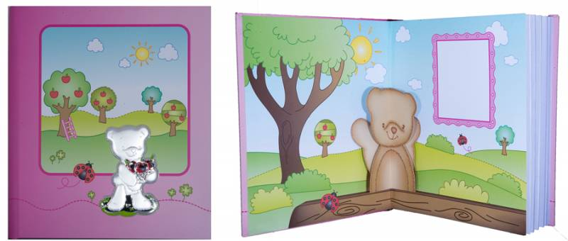 Παιδικό άλμπουμ για φωτογραφίες 018478 018478 προτάσεις δώρου λμπουμ φωτογραφιών