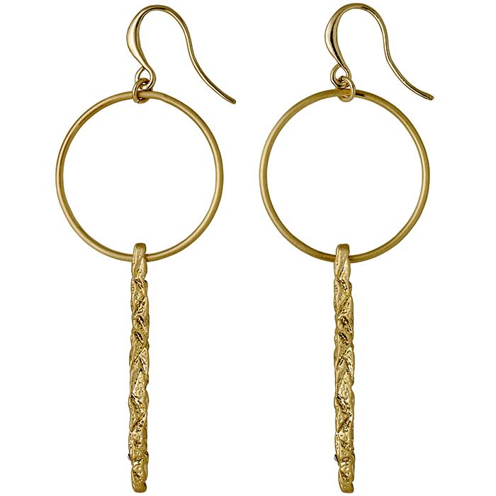 Γυναικεία σκουλαρίκια Vilma 191712023 191712023 Ορείχαλκος