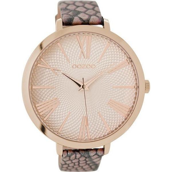 Γυναικείο ρολόι OOZOO Teo tone leather strap C9172 C9172