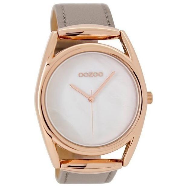 Ρολόι OOZOO Brown leather Strap C9168 C9168